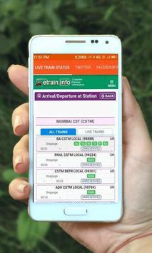 Live Indian Train screenshot 4