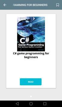 Learn C sharp language screenshot 1