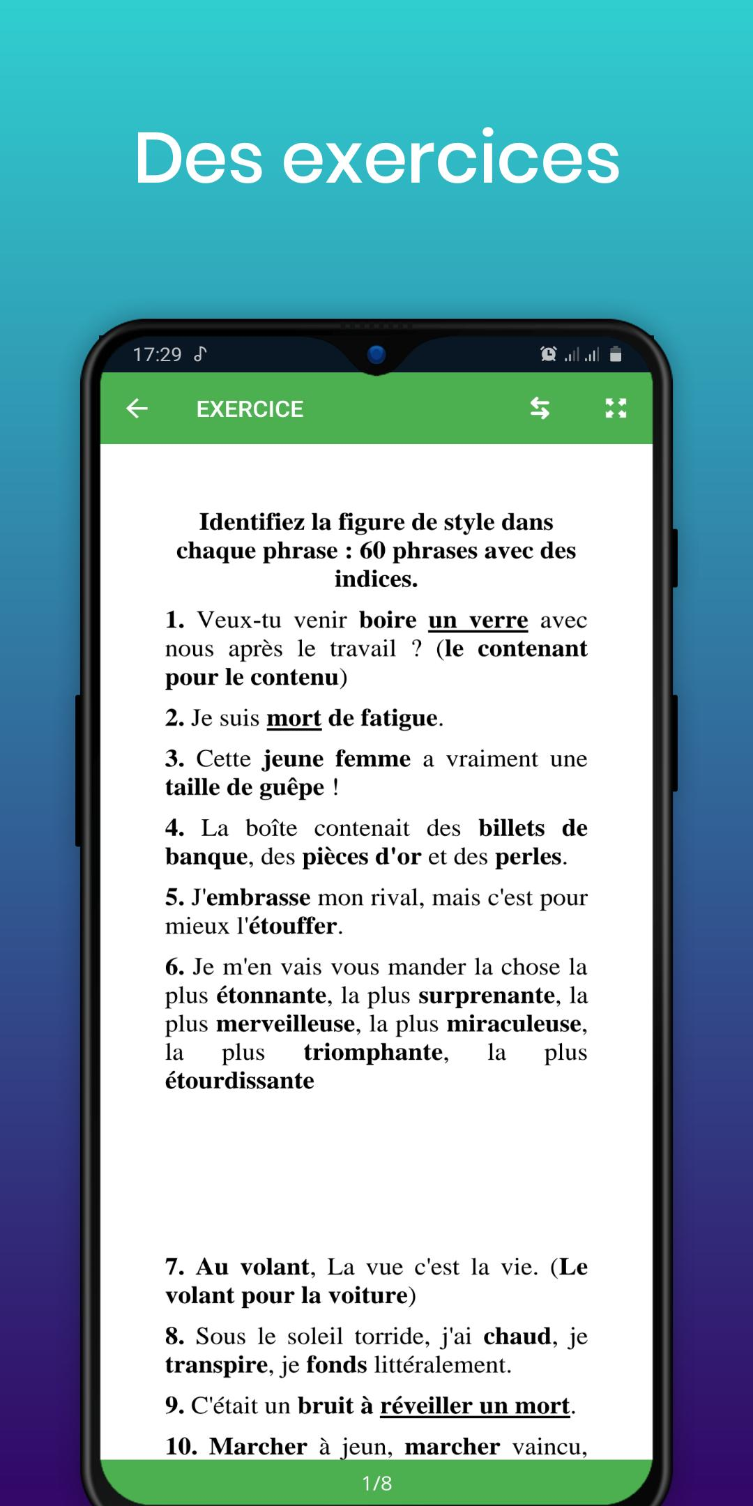 Les Figures De Style 1bac For Android Apk Download