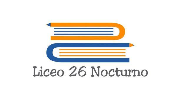 Liceo 26 Nocturno  de la ciudad de montevideo poster
