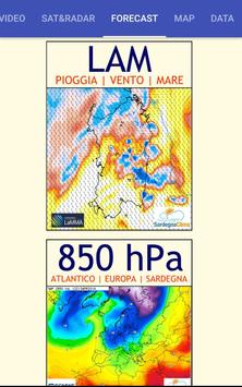 Sardegna Meteo Live screenshot 2
