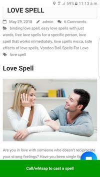 Love Spell poster