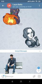 Loves Messenger poster