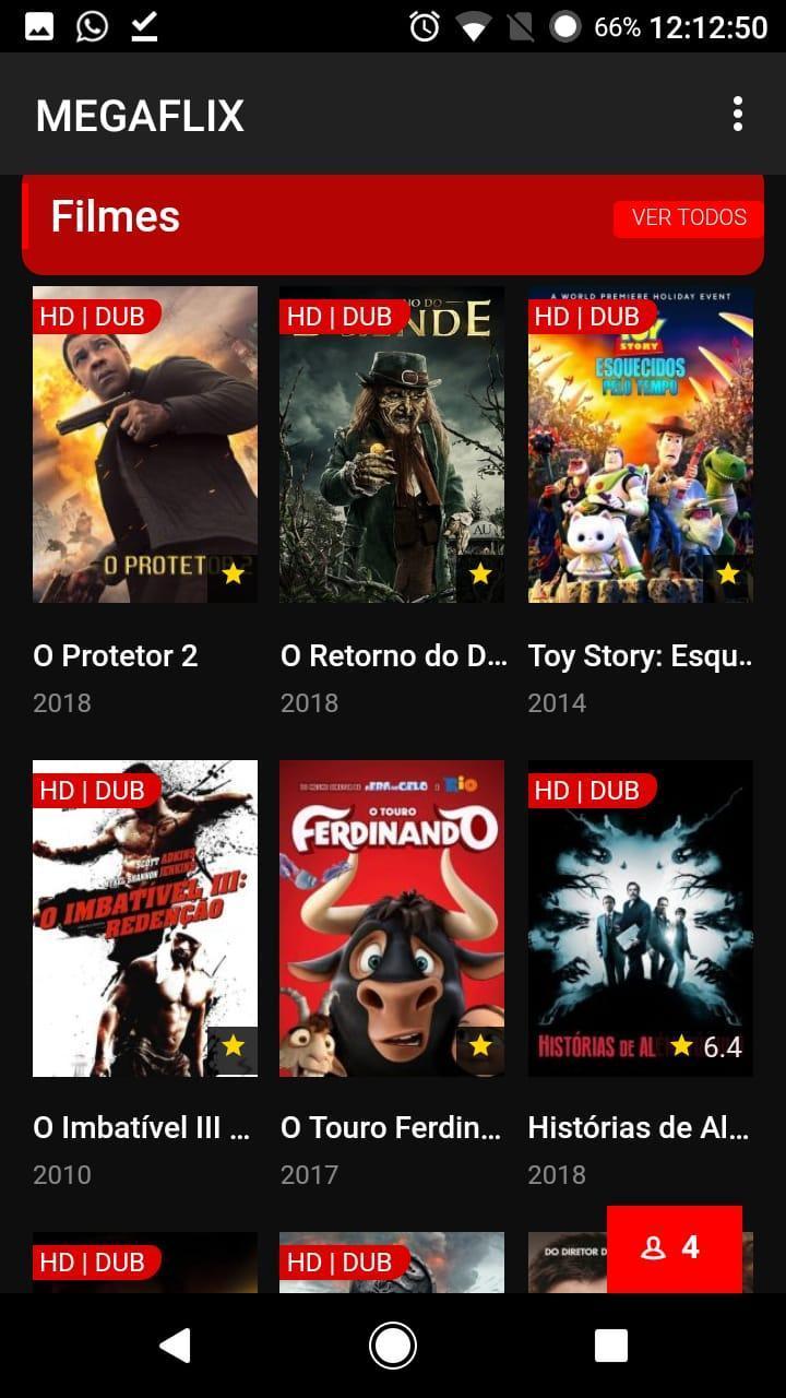 Mega Flix Series E Filmes For Android Apk Download