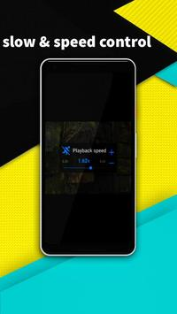 VIDEO PLAYER - minimize audio video player screenshot 6