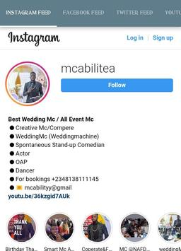 Mc Abilitea screenshot 1