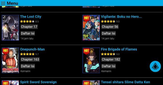 MangaKun (Nonton & Baca) screenshot 1