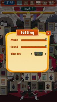 Mahjong Naruto screenshot 23