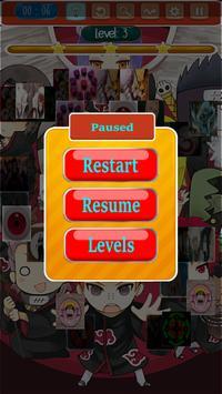 Mahjong Naruto screenshot 2
