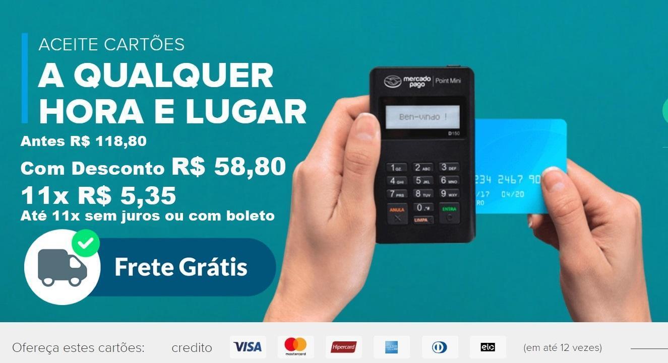 fe02ae928d0553 Maquininha Mercado Pago - Point Mini for Android - APK Download