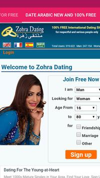 100 kostenlose internationale Dating-Website