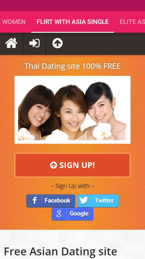 100 free asian dating website