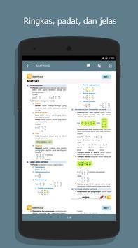 Materi UN Matematika SMA IPA screenshot 1