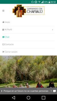 Membresía Caminando screenshot 2
