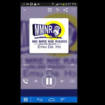 MEMRENIE RADIO ONLINE screenshot 2