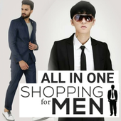 Men`s Shopping - All in one, Online Shopping App icon