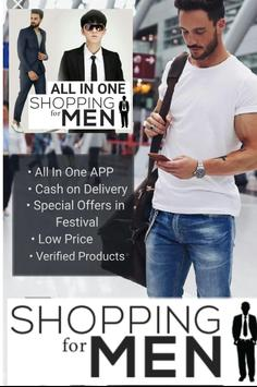 Men`s Shopping - All in one, Online Shopping App screenshot 1