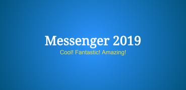 Messenger 2019: Free Calls & Messages