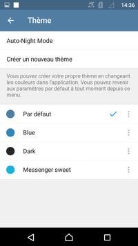 Messenger sweet screenshot 3