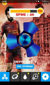 Mo Salah Spiner screenshot 4