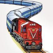 My Train is Where Railway Train Status icon