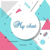 My chat 1 icon