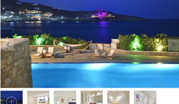 Mykonos Villas screenshot 5