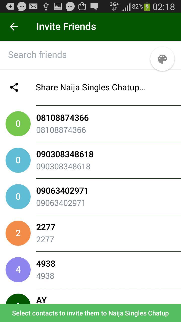 naija dating network partea de potrivire 24 rio ify
