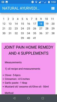 Natural Ayurvedic Gym diet and beauty tips screenshot 2
