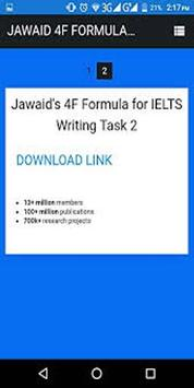 New Complete IELTS Writing Task 2 poster