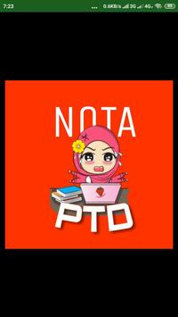 Nota PTD M41 poster