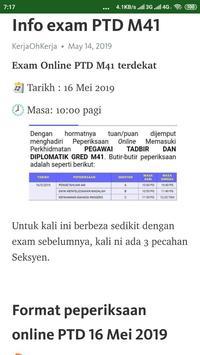 Nota PTD M41 screenshot 2