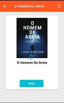 O Homem De Areia Lars Kepler screenshot 1