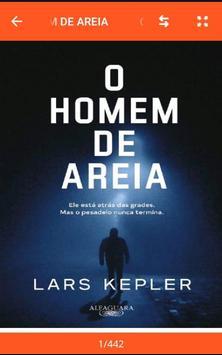 O Homem De Areia Lars Kepler screenshot 6