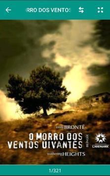O Morro Dos Ventos Uivantes Emily Brontë poster