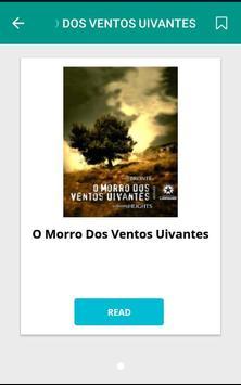O Morro Dos Ventos Uivantes Emily Brontë screenshot 1