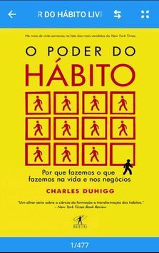 O Poder do Hábito Livro Charles Duhigg poster