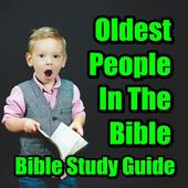 Oldest People in the Bible LCNZ Bible Study Guide icon