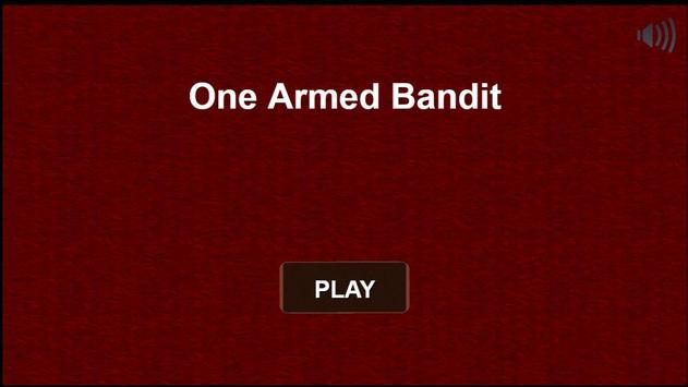 One Armed Bandit poster