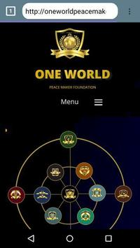 One World Browser screenshot 1