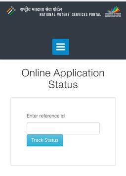 Online Voter App NVSP screenshot 3