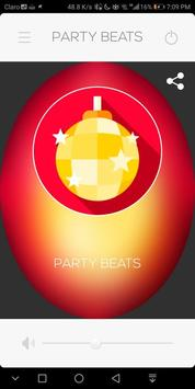 PARTY BEATS poster