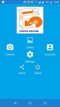 PHOTO EDITOR 2019 PRO screenshot 2