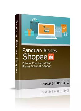 Panduan Bisnes Shopee poster