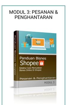 Panduan Bisnes Shopee screenshot 3