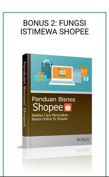 Panduan Bisnes Shopee screenshot 6