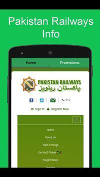 Pakistan Railways poster
