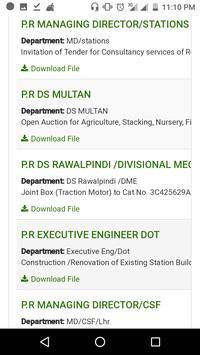 Pakistan Railways screenshot 7