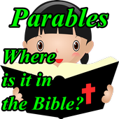 Parables Where in the Bible LCNZ Bible Quiz Game icon