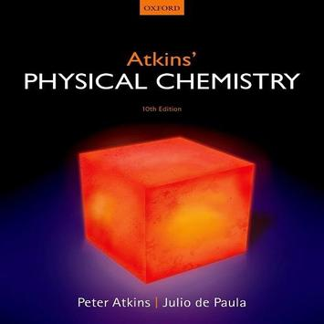 Physical Chemistry Atkins and de Paula Book PDF poster